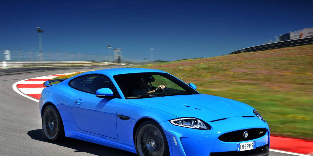 jaguar xkr review top gear