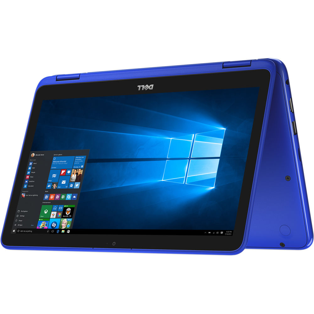 dell inspiron 11 3000 series touchscreen laptop review