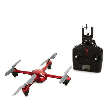 propel hd video drone review