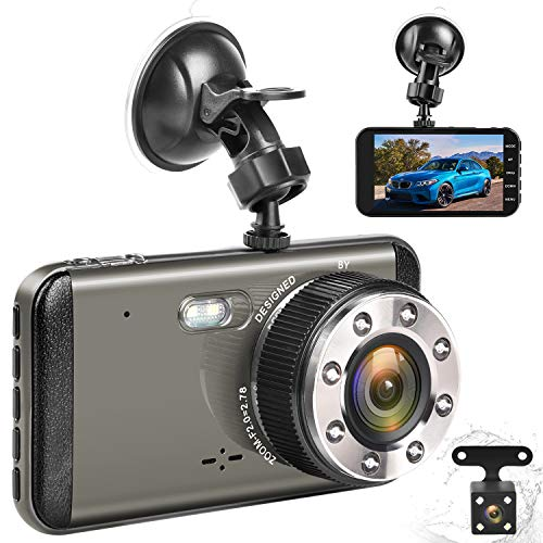 dash cam front and rear reviews