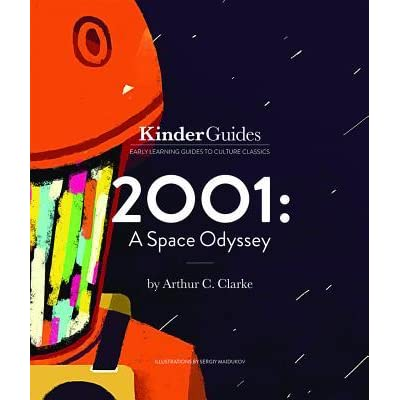 2001 a space odyssey book review