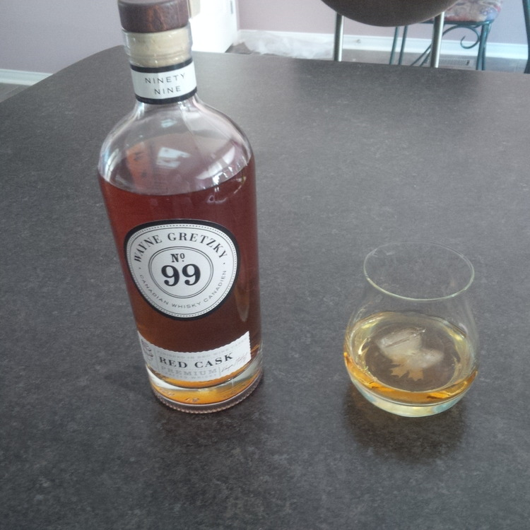 wayne gretzky red cask whisky reviews