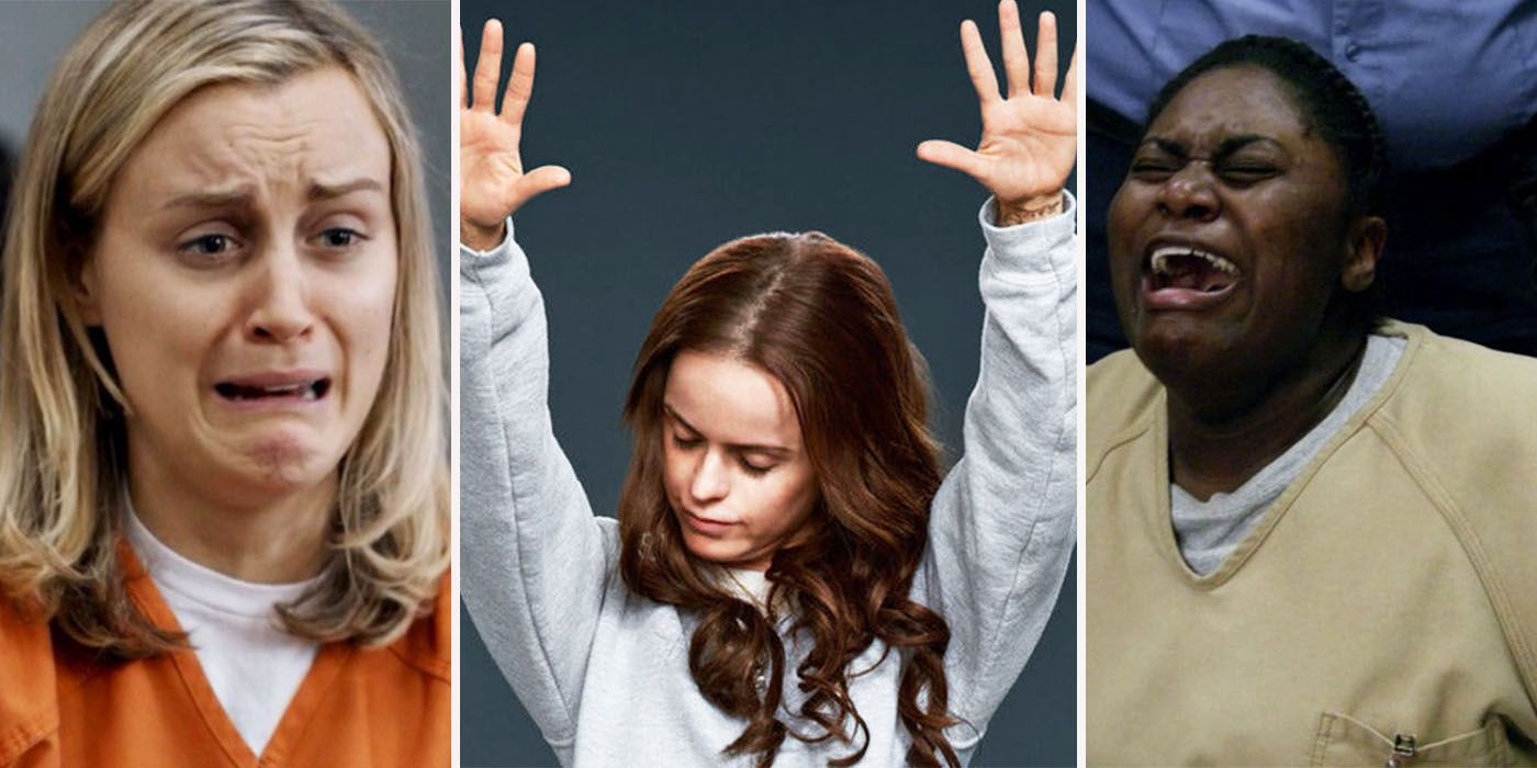 orange is the new black series review