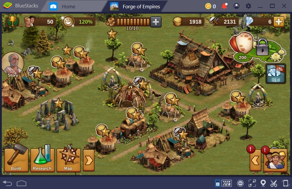 forge of empires review android