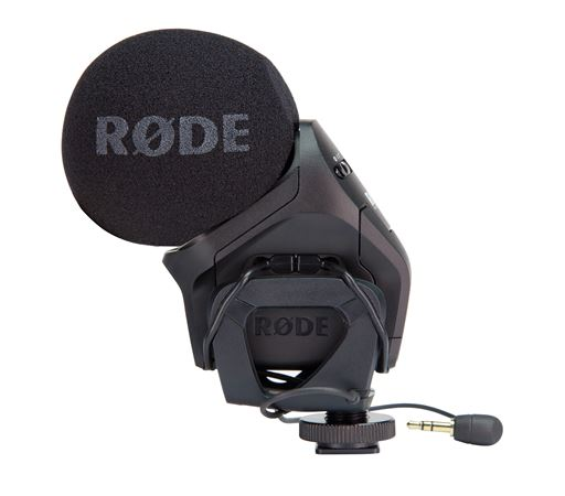 rode svm stereo condenser microphone review