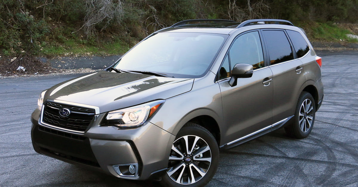 subaru forester 2.5 xt review