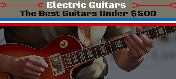 acoustic electric guitar reviews under 500