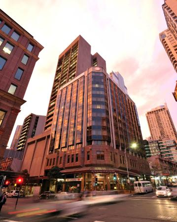 metro hotel sydney central review