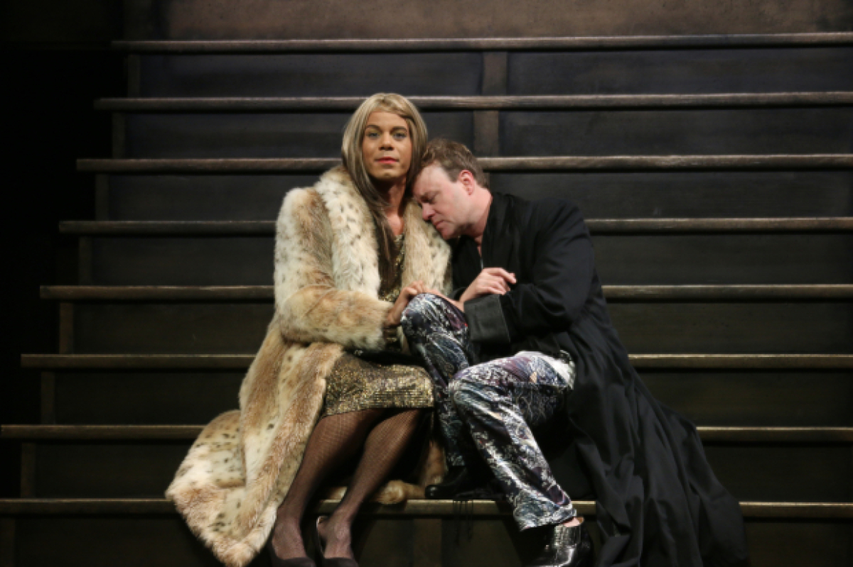 angels in america arts club review