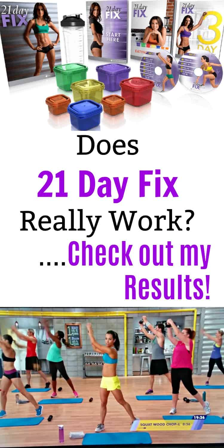 21 day fix review blog