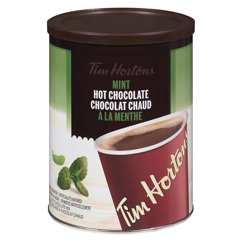 white hot chocolate tim hortons review