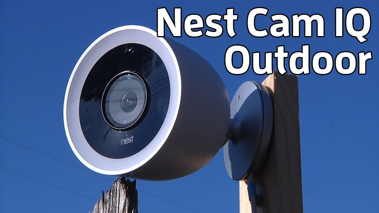 nest security camera outdoor review