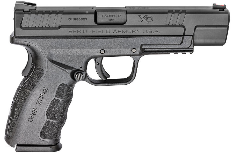 springfield xd 9mm 4 inch review