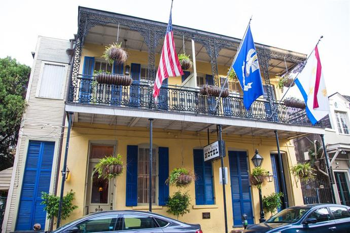 andrew jackson hotel new orleans reviews