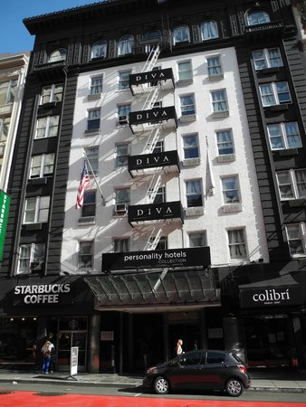 hotel diva san francisco reviews