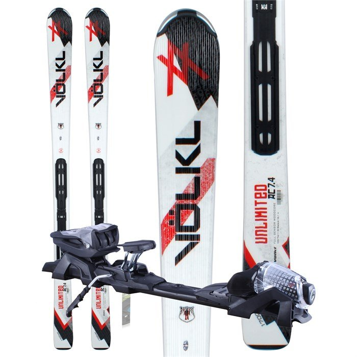 volkl unlimited ac 7.4 review
