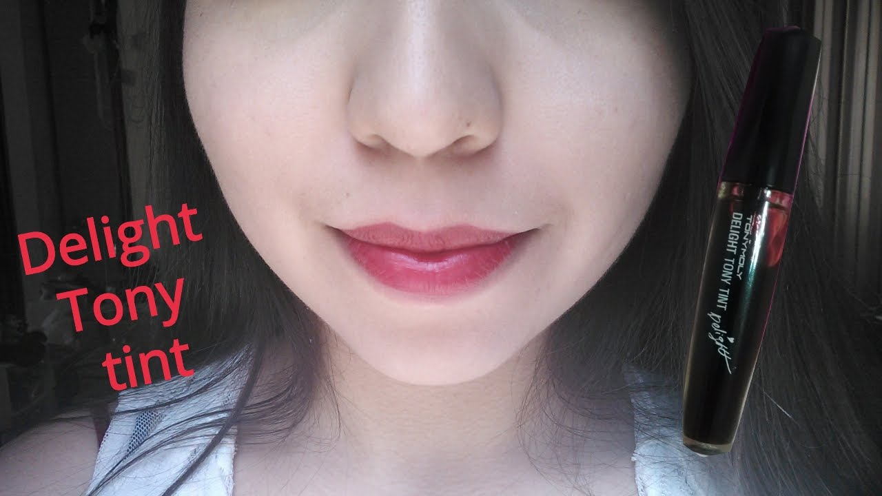 tony moly lip patch review