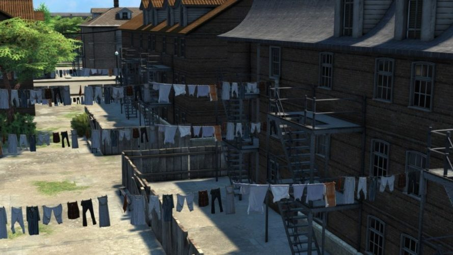 omerta city of gangsters review