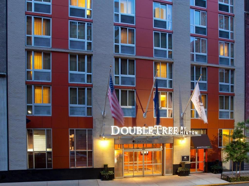doubletree hilton times square south reviews