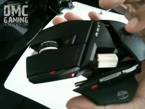 mad catz rat 9 wireless gaming mouse review