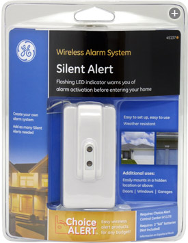ge choice alert wireless alarm system review