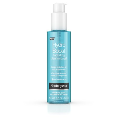 neutrogena hydro boost hydrating cleansing gel review