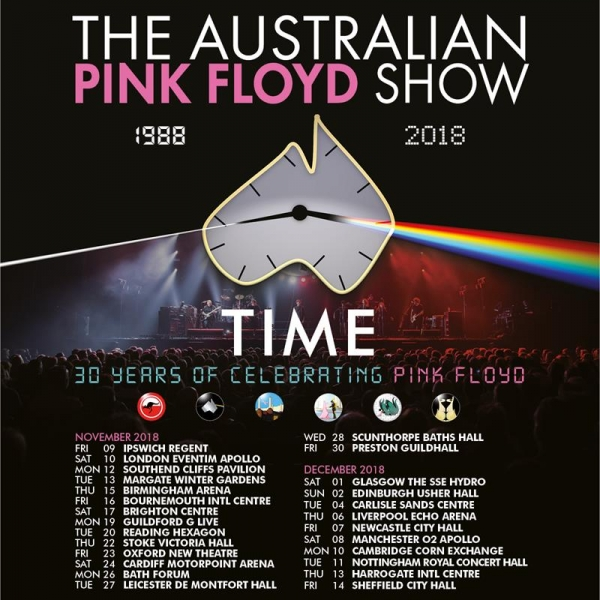 the australian pink floyd show review