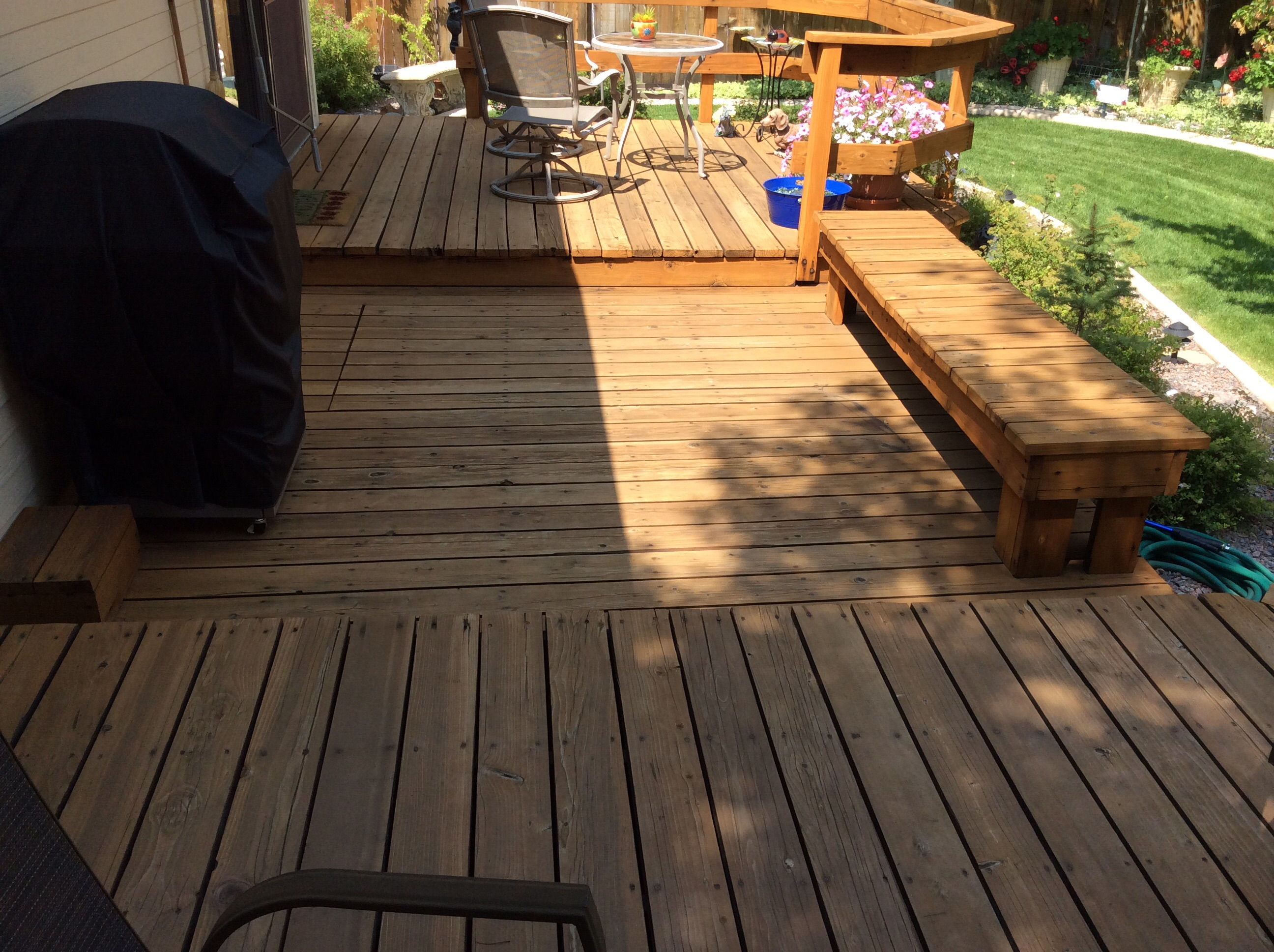 best deck stain reviews 2015