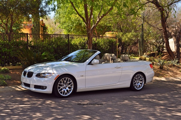 2010 bmw 328i convertible review