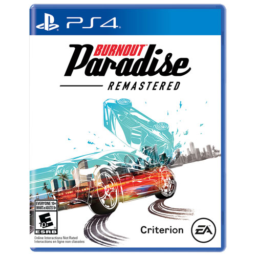 ps4 burnout paradise remastered review