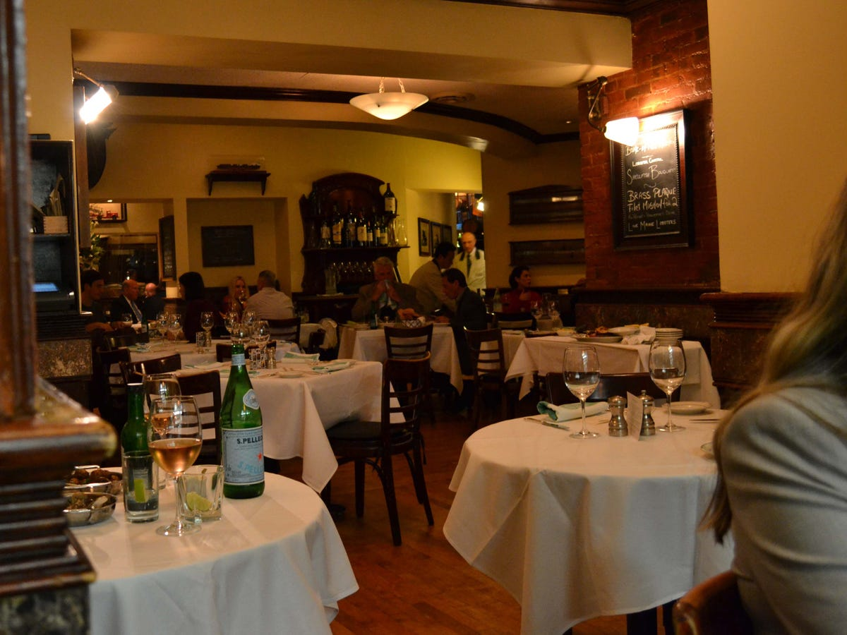 smith and wollensky new york reviews