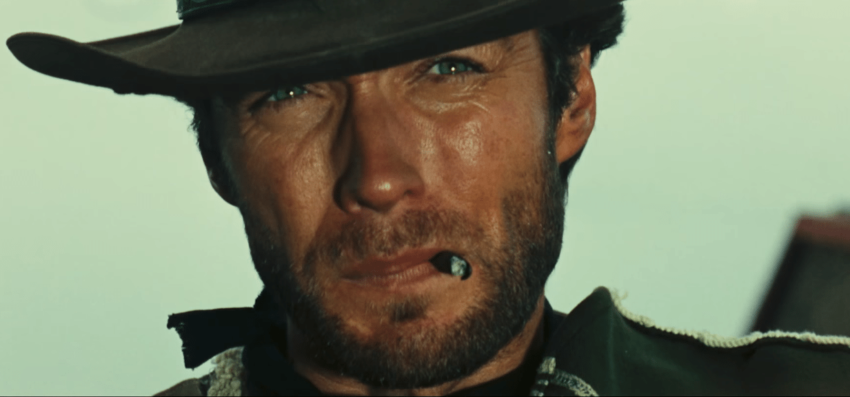 fistful of dollars blu ray review