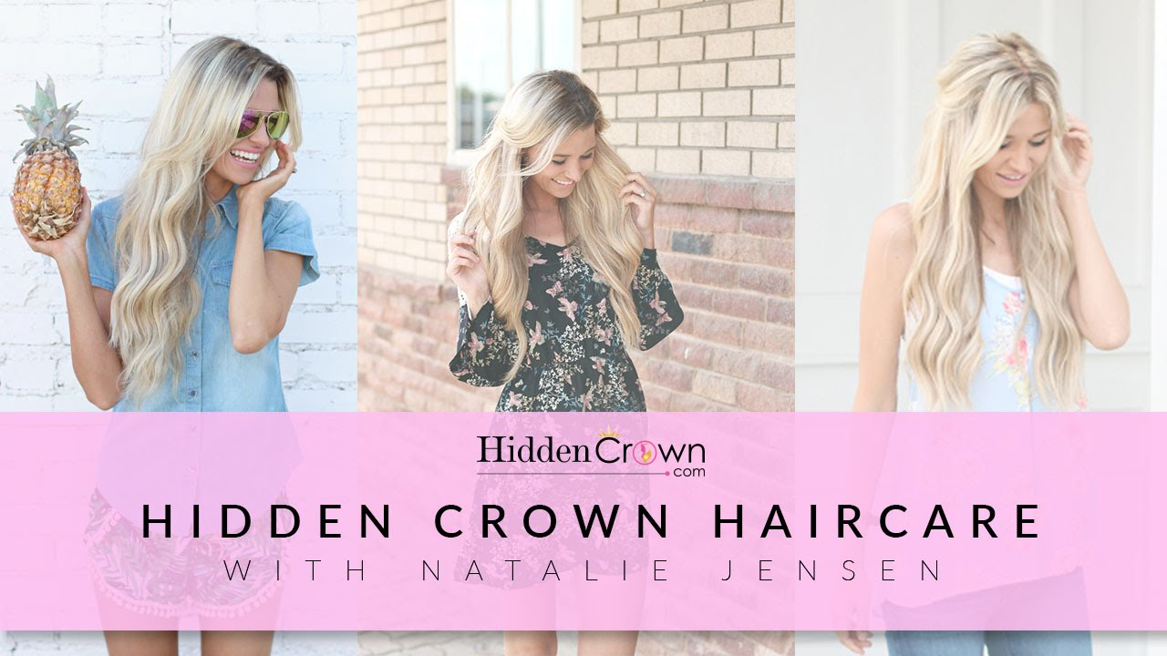 hidden crown hair extensions reviews