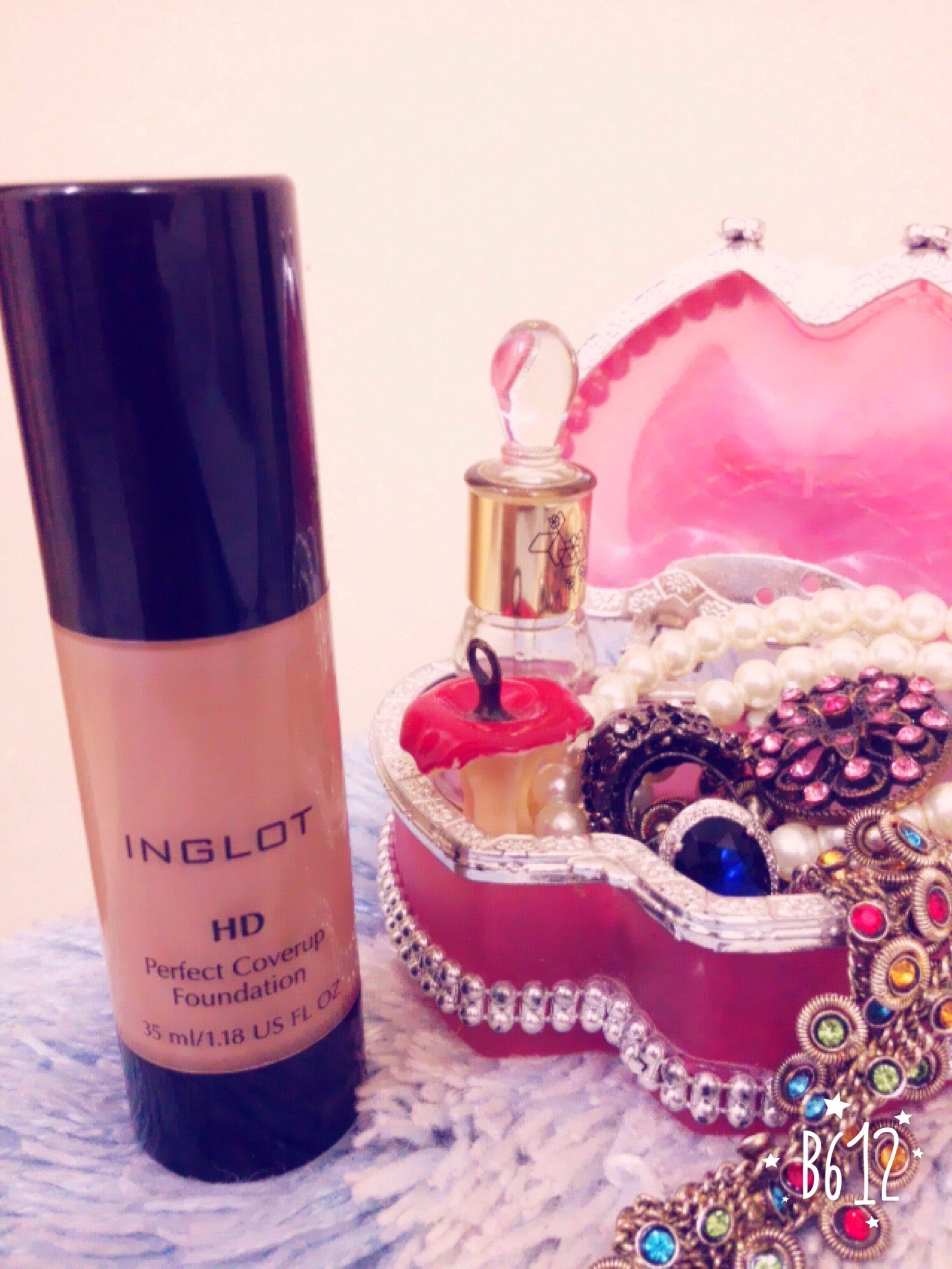 inglot hd foundation review makeupalley