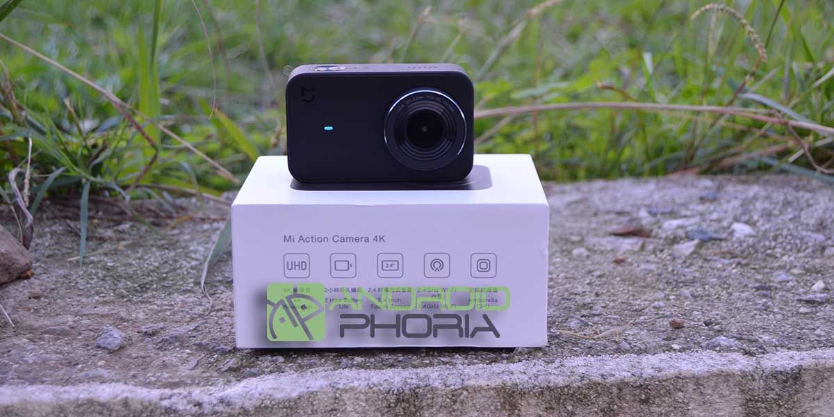 mi action camera 4k review