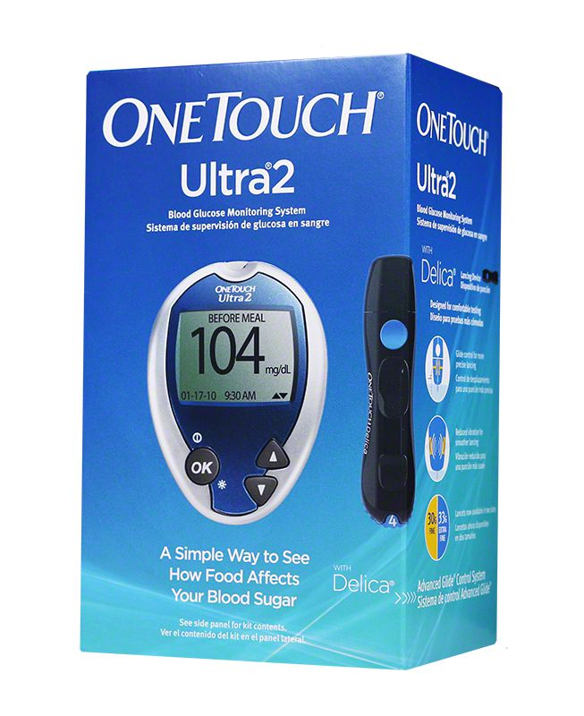 one touch glucose meter reviews