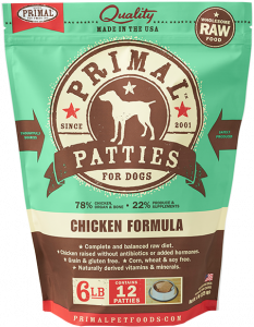 primal formula for dogs review