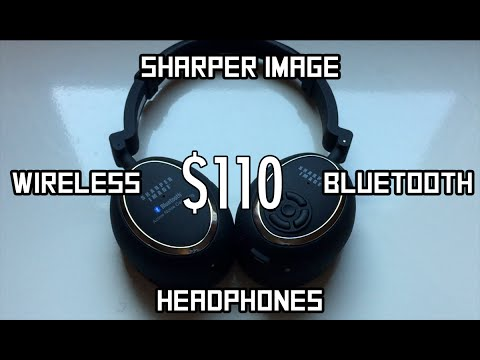 sharper image bluetooth microphone review