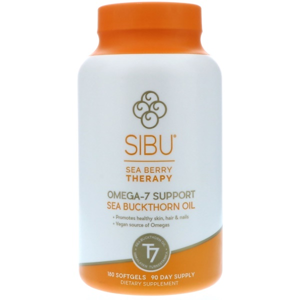 sibu sea buckthorn oil softgels reviews