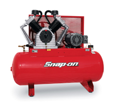 snap on air compressor review