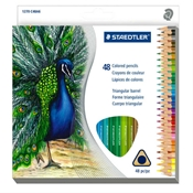 staedtler triangular colored pencils review