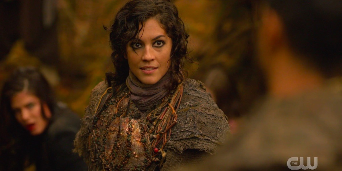 the 100 episode 1 review